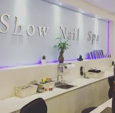 twas the night before mani monday show nail spa holiday edition
