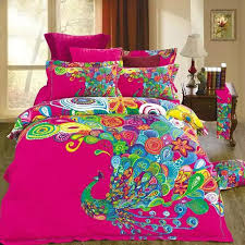 compare prices on peacock design bedding set online shopping buy
