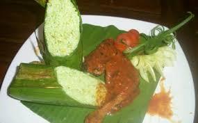 cara membuat nasi bakar khas bandung nasi bakar hijau sambal pletok cocok untuk menu makan siang