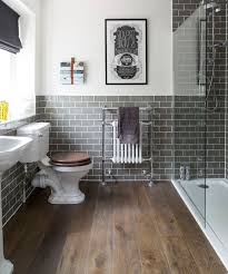 Wood Floor Bathroom Ideas Tile Wood Floor Bathroom World Inside