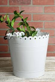Tin Buckets For Centerpieces by Buckets U0026 Tubs