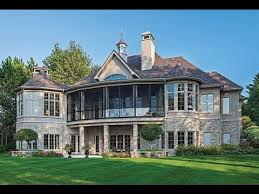 Donald A Gardner The Cedar Court Luxury Home Plan 5004 Youtube