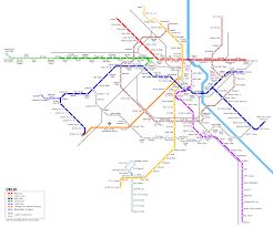 Metro Station Map by Delhi Metro Page 848 Skyscrapercity