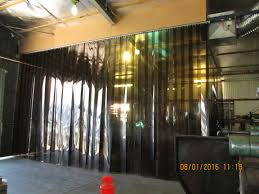 pvc strip curtain for engineering company