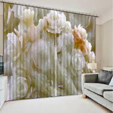 Curtain Kitchen Online Get Cheap Flower Curtain Aliexpress Com Alibaba Group