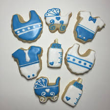 baby shower cookies mini baby shower sugar cookies st george cookies