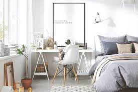 bureau style scandinave bureau style scandinave la maison 25 ides chic et reen bedroom