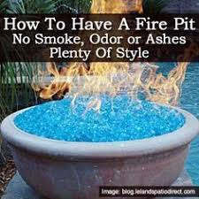 Glass Firepits Diy Outdoor Firepit Ideas Glass Pit Glass And Yards