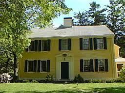 199 best homes colonial u0026 salt boxes images on pinterest
