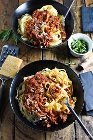 crock pot leftover turkey bolognese the endless meal