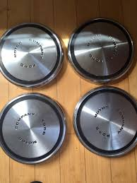 Vintage Ford Truck Hubcaps - is there a trick to install dog dish hubcaps ford truck
