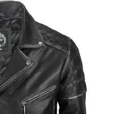 mens black leather motorcycle jacket mens real leather biker jacket motorcycle vintage antique black