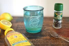 black pepper honey lemon detox water recipe sofabfood