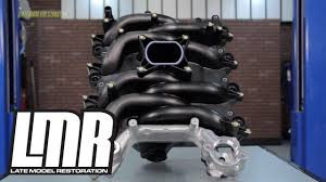 mustang intake manifold mustang gt ford racing intake manifold install 99 04 4 6l