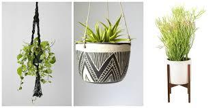 wonderful ideas indoor hanging planters interesting indoor wall