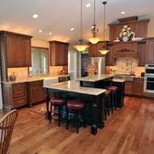 cool kitchen remodel ideas two tier kitchen island different island shapes for kitchen
