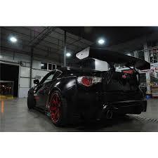 subaru brz r8 body kit car styling unpainted black fiberglass material g style gt 86 brz