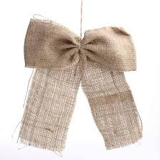 burlap ribbon bow 15 engrossing ways to make a burlap bow guide patterns