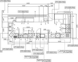 Design Blueprints Online Interesting Restaurant Kitchen Blueprint In Inspiration Decorating