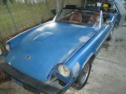 1974 jensen healey roadster rblt engine new interior needs paint