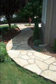 Patio Landscaping Ideas by Best 20 Walkway Ideas Ideas On Pinterest Brick Pathway