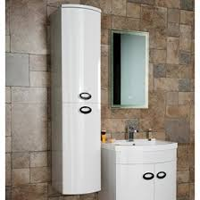Wall Mounted Bathroom Storage Units Tall Storage Units Bathroom Cabinets Tap Warehouse
