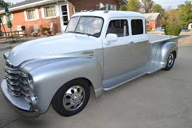 Classic Chevy Trucks 80s - this 1947 chevy pickup is in a league of its own