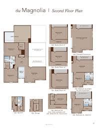 magnolia home plan by gehan homes in westwood