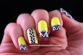 nuthin u0027 but a nail thing barry m neon yellow and neon green