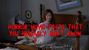 10 horror movie facts that you probably didn u0027t know horrorgeeklife