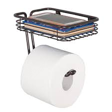 recessed toilet paper holder with shelf best rated in toilet paper holders u0026 helpful customer reviews