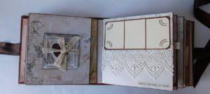 Vintage Scrapbook Album Kreatívok Világa