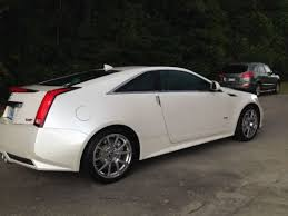 craigslist cadillac cts 2012 cadillac cts coupe white tricoat for sale on