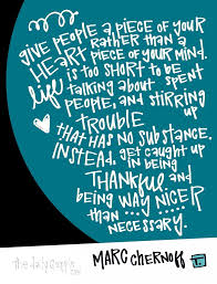 quote on being thankful thanksgiving quotes the daily quipple