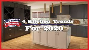 wood kitchen cabinet trends 2020 4 kitchen trends for 2020