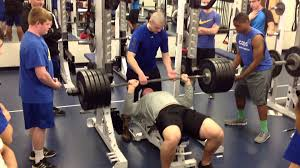 what should i be benching for my weight braden smith bench press youtube