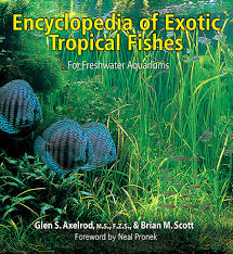 the encyclopedia of exotic tropical fishes for freshwater