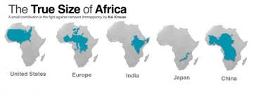 africa map real size ica finally admits world map is a propaganda tool for power