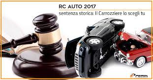 il carrozziere rc auto 2017 vessatoria la clausola impone il carrozziere