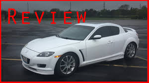 2007 mazda rx8 review youtube