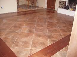 Ceramic Tile Flooring Ideas Remarkable Tile Wood Floor New Basement And Tile Ideas Floor Tiles