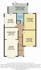 2 bed bungalow for sale in brampton road bexleyheath da7