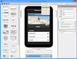 make an android app easy to use android app builder shareware version 2014 by iwsolutions