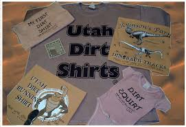 design a shirt in utah utah dirt shirts