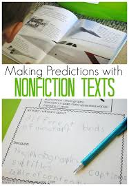3 activities for making predictions
