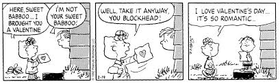 brown valentines happy s day from the peanuts win a peanuts