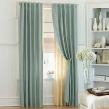 Window Curtains And Drapes Decorating Window Treatment Ideas Smooth Drapery Curtain Combined With