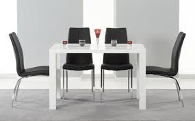 small white dining table high gloss dining table sets great furniture trading company inside