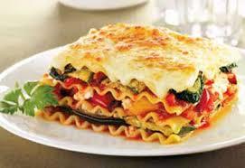 cuisine lasagne facile lasagne végétarienne du marché coup de pouce