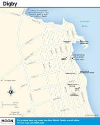Map Of Nova Scotia Printable Travel Maps Of Atlantic Canada Moon Travel Guides